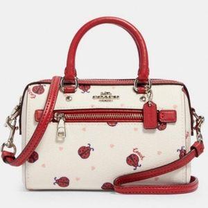 New w/tags COACH crossbody bag